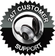 24/7 Customer Support